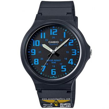 ساعت کاسیو مدل MW-240-2BVDF