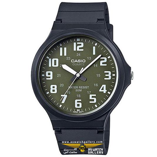 ساعت کاسیو مدل MW-240-3BVDF
