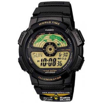 ساعت کاسیو مدل AE-1100W-1BVDF