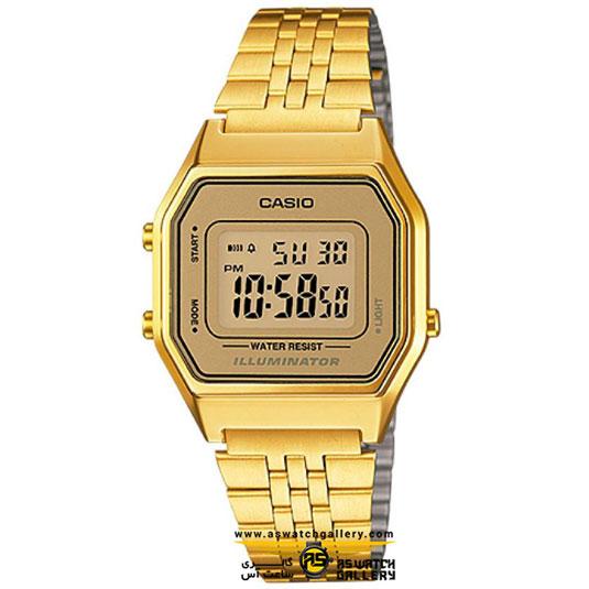 ساعت کاسیو مدل LA680WGA-9DF