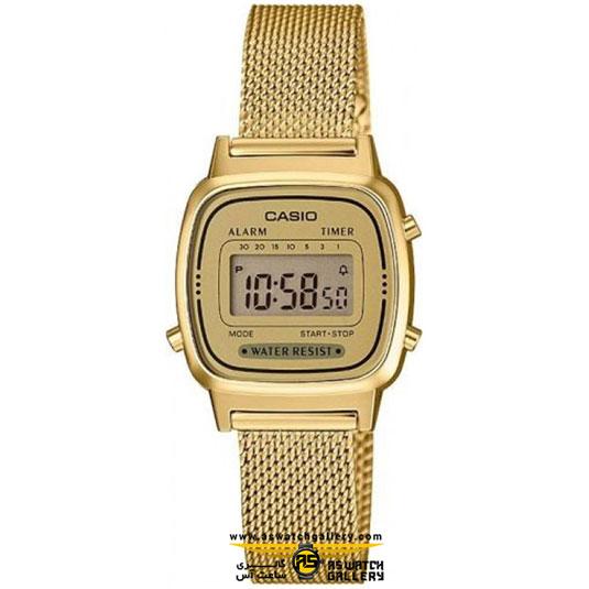ساعت کاسیو مدل LA670WEMY-9DF