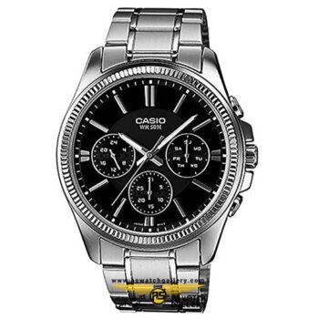ساعت کاسیو مدل MTP-1375D-1AVDF