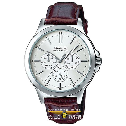 ساعت کاسیو مدل MTP-V300L-7AUDF