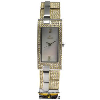 ساعت ویولت مدل 0110L-2METAL