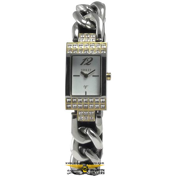 ساعت ویولت مدل 0146L-2METAL