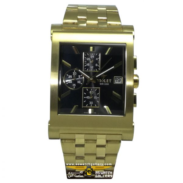 ساعت ویولت مدل 0156G-2METAL