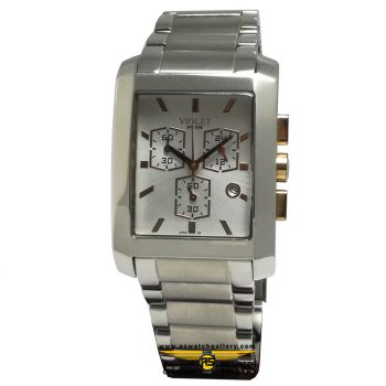 ساعت ویولت مدل 0160G-1METAL