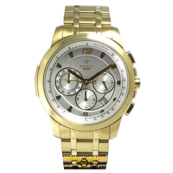 ساعت ویولت مدل 0163G-2METAL