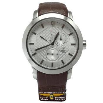 ساعت ویولت مدل 0164G-1LEATHER