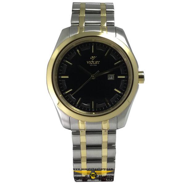 ساعت ویولت مدل 0182L-2METAL