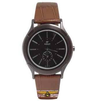 ساعت ویولت مدل 0289L-2LEATHER