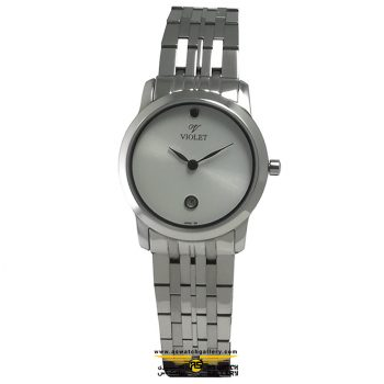 ساعت ویولت مدل 0415L-1METAL