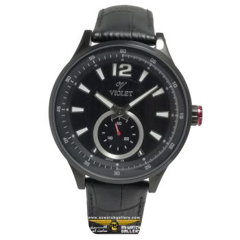 ساعت ویولت مدل 12375GBL-2LEATHER