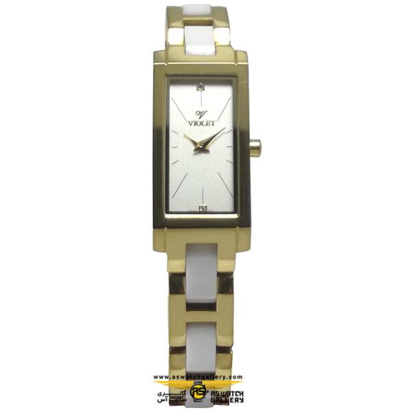 ساعت ویولت مدل 12381L-2METAL