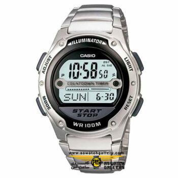 ساعت کاسیو مدل W-756D-1AVDF
