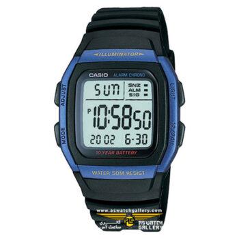 ساعت کاسیو مدل W-96H-2AVDF