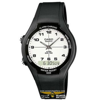ساعت کاسیو مدل AW-90H-7BVDF