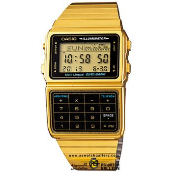 ساعت کاسیو مدل DBC-611G-1DF
