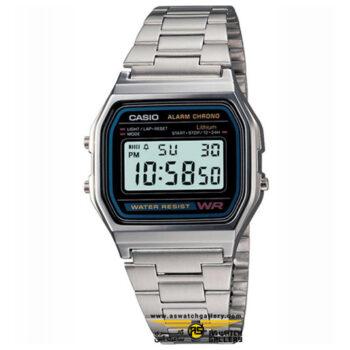 ساعت کاسیو مدل A158WA-1DF