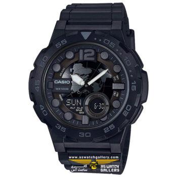 ساعت کاسیو مدل AEQ-100W-1BVDF
