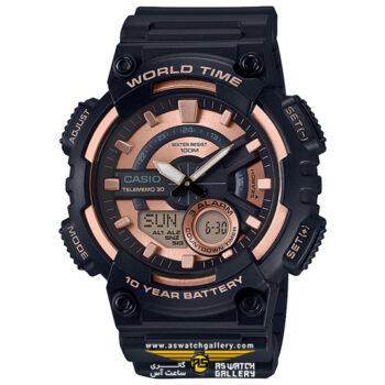 ساعت کاسیو مدل AEQ-110W-1A3VDF