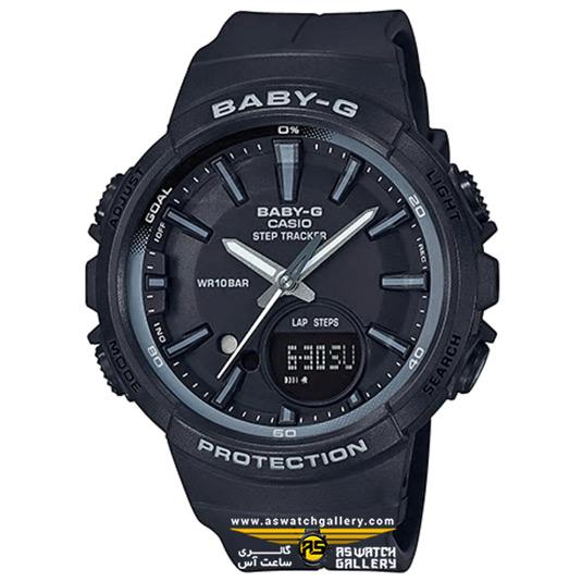 ساعت کاسیو بی بی جی مدل BGS-100SC-1ADR