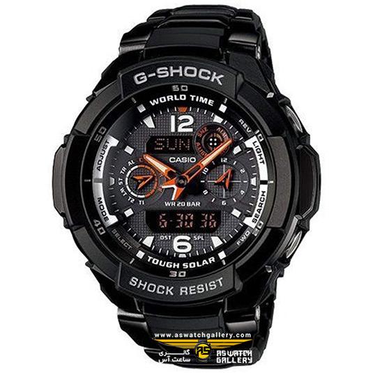 ساعت کاسیو مدل G-1250BD-1ADR