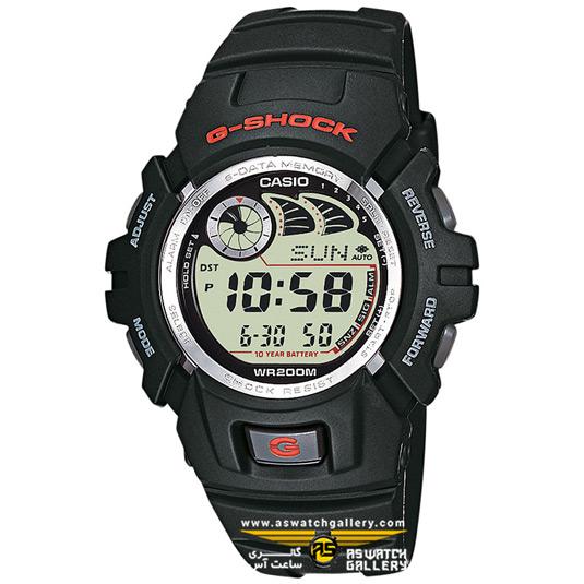 ساعت کاسیو جی شاک مدل G-2900F-1VDR