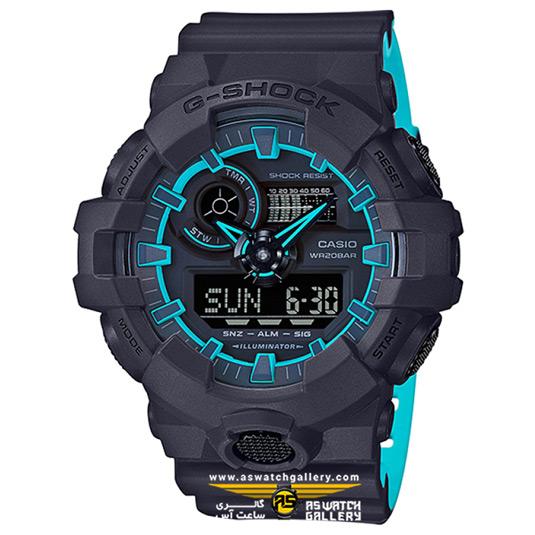 ساعت کاسیو جی شاک مدل GA-700SE-1A2DR
