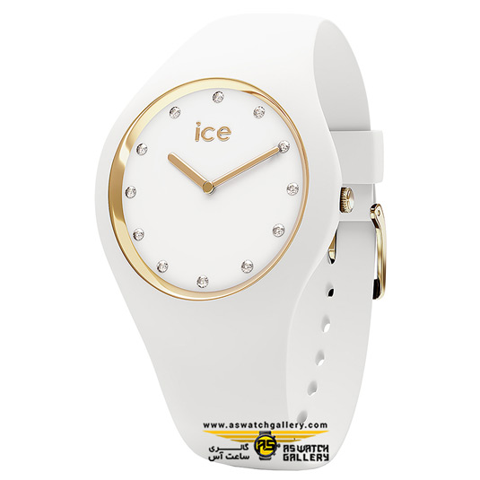 ساعت آیس مدل ICE COSMOS-WHITE GOLD-MEDIUM