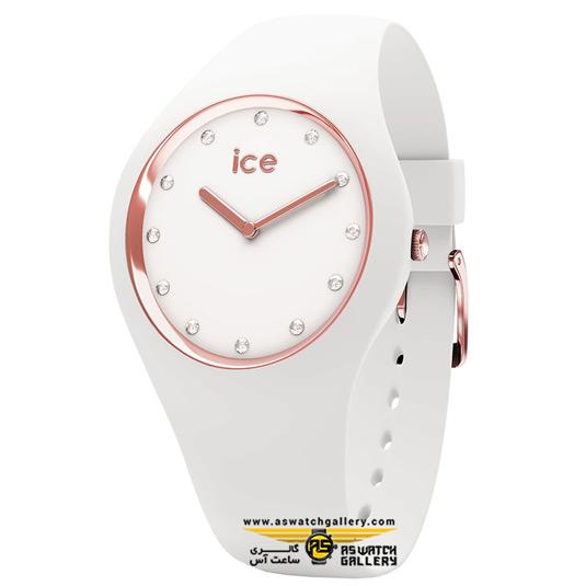 ساعت آیس مدل ICE COSMOS-WHITE ROSE-GOLD-SMALL