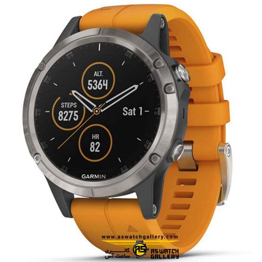 ساعت گارمین مدل fenix 5 plus