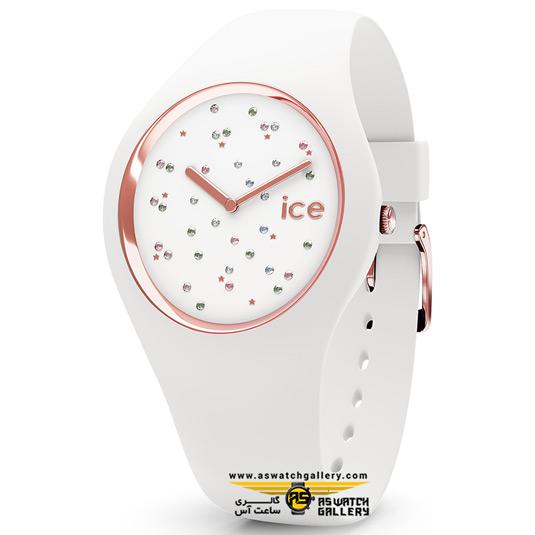 ساعت آیس مدل (ICE COSMOS-STAR WHITE-MEDIUM (2H