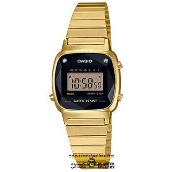 ساعت کاسیو دیجیتالی مدل LA670WGAD-1DF