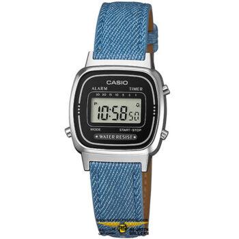 ساعت کاسیو مدل LA670WL-2A2DF