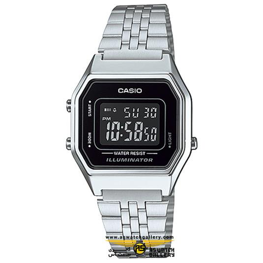 ساعت کاسیو مدل LA680WA-1BDF
