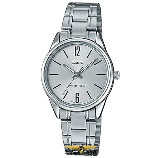 ساعت کاسیو مدل LTP-V005D-7BUDF