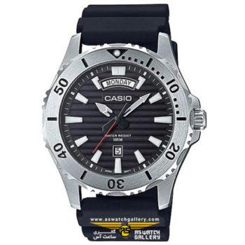 ساعت کاسیو مردانه مدل MTD-1087-1AVDF