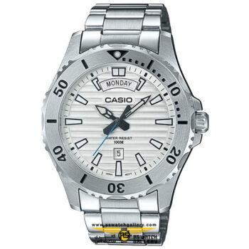 ساعت کاسیو مردانه مدل MTD-1087D-7AVDF