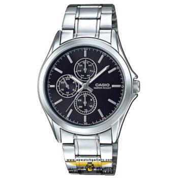 ساعت کاسیو مردانه مدل MTP-V302D-1AUDF