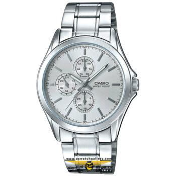 ساعت کاسیو مردانه مدل MTP-V302D-7AUDF