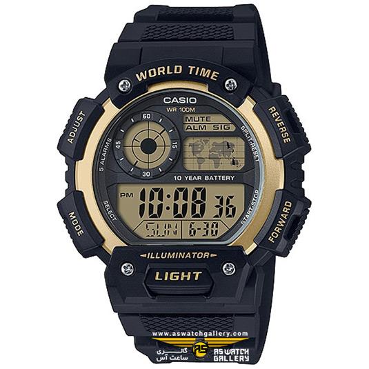 ساعت کاسیو مدل AE-1400WH-9AVDF