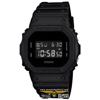 ساعت کاسیو جی شاک مدل DW-5600BB-1DR