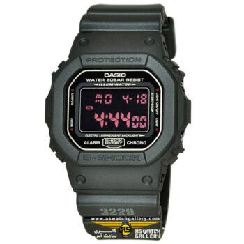 ساعت کاسیو جی شاک مدل DW-5600MS-1DR