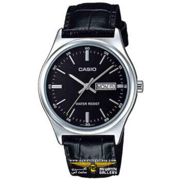ساعت کاسیو مدل MTP-V003L-1AUDF