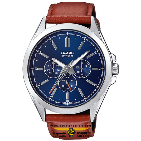 ساعت کاسیو مدل MTP-SW300L-2AVDF
