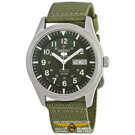 ساعت سیکو مدل SNZG09J1