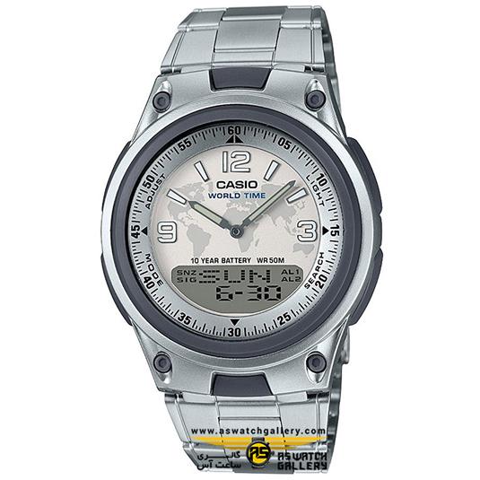 ساعت کاسیو مدل AW-80D-7A2VDF