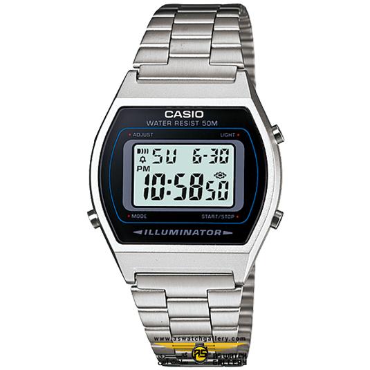 ساعت کاسیو مدل B640WD-1AVDF