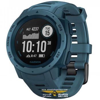 ساعت گارمین مدل INSTINCT WITH BLUE BAND